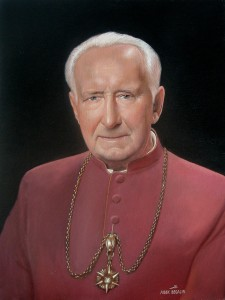Portrait of priest 2003, 25.5х19.6 inches, canvas, oil