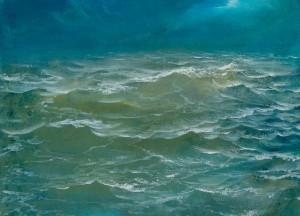 Море 2002г. 25х34,5см к. м.